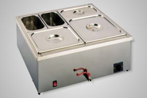 Roller Grill Bain Marie – Model BMD