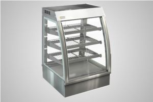 Cossiga counter series heated food display - Model CC5HT9