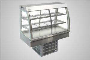 Cossiga counter series cold food display - Model CC5RF12