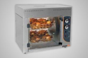 Anvil 8 bird chicken rotisserie - Model CGA0008