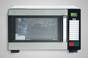 Bonn microwave 1000 watt light duty - Model CM-1051T