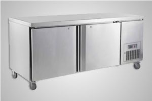 Saltas 2 Door underbar freezer – Model CUF1800