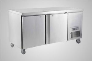Saltas 2 door undercounter fridge – Model CUS1500