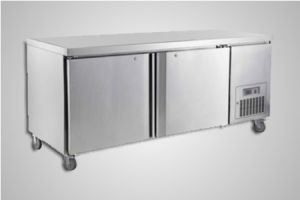 Saltas 2 door undercounter fridge – Model CUS1800
