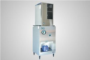 Hoshizaki ice cube dispenser (90kg production) - Model DB-200H
