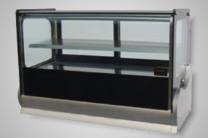 Anvil counter top cold display - Model DGV0530