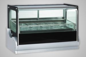 Anvil ice cream display 1500mm - Model DSI0550