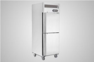 Saltas fridge single split door upright – Model EUS1738