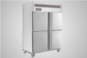 Saltas freezer double split door upright – Model EUS2142