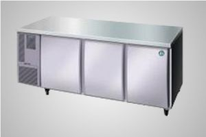 Hoshizaki counter freezer 3 door - Model FTC-180-MNA