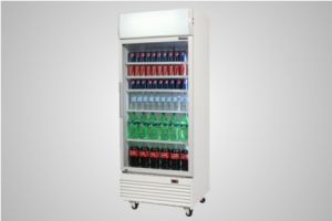 Bromic LCD video display chiller 675 litre - GM0690-VID
