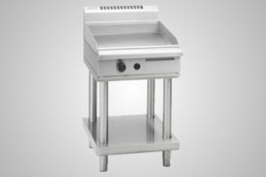 Waldorf griddle on leg stand - Model GP8600G-LS