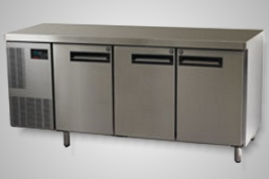 Skope fridge 3 door undercounter - Pegasus Model PG400HC-2