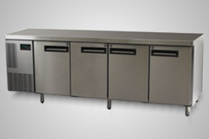 Skope fridge 4 door undercounter - Pegasus Model PG550HC-2