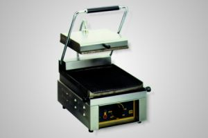 Roller Grill Contact Grill/High Speed Grill - Model Savoye-GF (flat bottom plate)