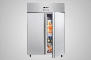 Bromic gastronorm stainless steel storage chiller 1300 Litre - Model UC1300SD