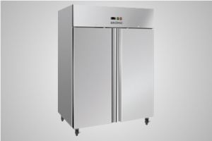 Bromic gastronorm stainless steel storage freezer 1300 Litre - Model UF1300SDF