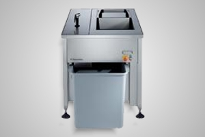 Electrolux compact integrated pulper 300kg/hr - Model WMSCP30F