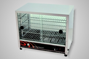 Woodson pie warmer (50 pie capacity) - Model WPIA50