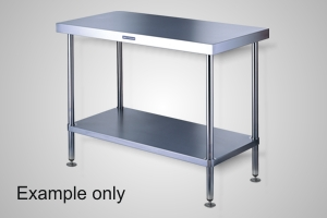 Simply Stainless 600 Series island work bench - Model SSS01-0600