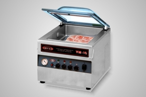 Orved vacuum packing machine chamber style - Model VMO0016
