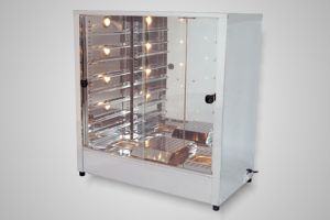 Woodson pie warmer (200 pie capacity) - Model WPIP200